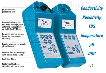 MYRON L UltrameterⅡTM多参数电导/pH表