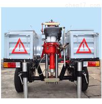 ZYT-200车拖式路面取芯机