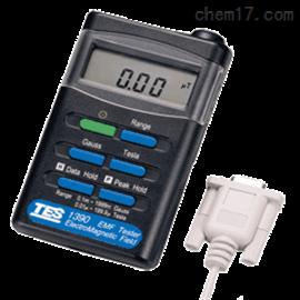 TES-1392台湾泰仕TES-1392电磁场强度计