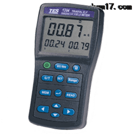 TES-1393供应台湾泰仕TES-1393磁场测试仪