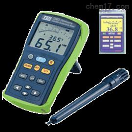 TES1365中国台湾泰仕TES1365 RS232温湿度计