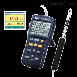 TES1341中国台湾泰仕TES1341热线式风速计