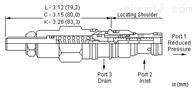 PRBBLAN美国SUN直动式减压溢流阀原装手机版