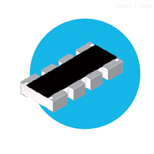 UPCA164超精密芯片陣列(電阻)