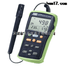 TES-1370台湾泰仕TES-1370红外线二氧二化碳分析仪