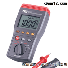 TES-3660臺灣泰仕TES-3660絕緣測試器