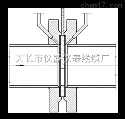 环形孔板圆缺孔板偏心孔板  安徽天康集团