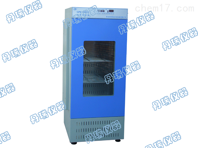 GPX-400B恒濕光照培養箱