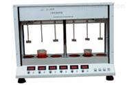 六联自动升降混凝搅拌器
