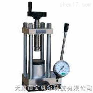 手动液压压片机
