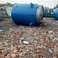工厂转让回收搪瓷反应釜价格