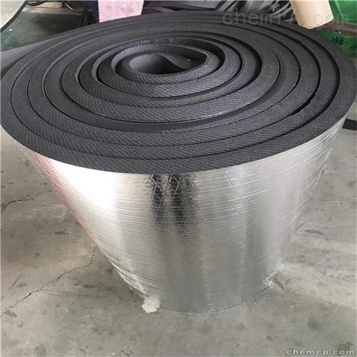 贴铝箔橡塑保温棉多少钱