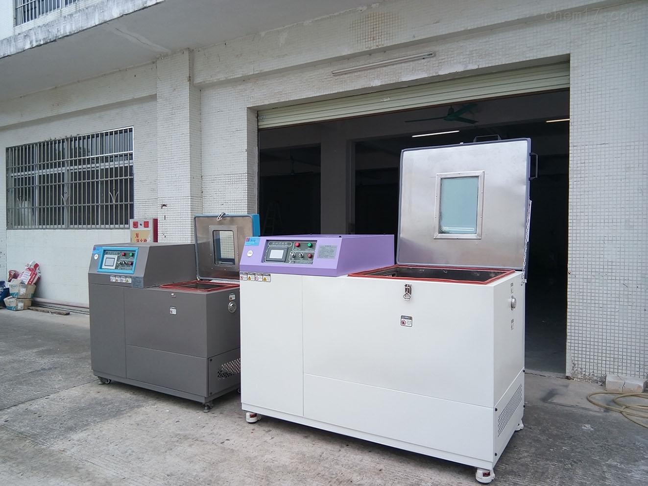 低温混凝土冻融试验机