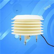 小型气象站百叶箱温湿度传感器变送器