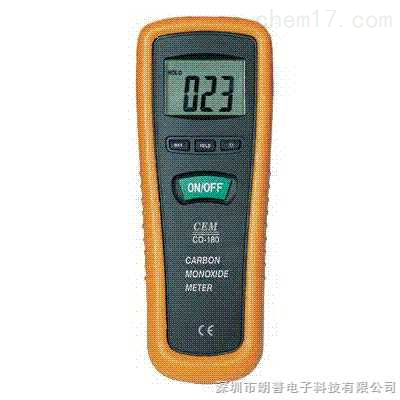 香港CEM CO-180一氧化碳检测仪