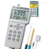 TES-1380酸碱度、氧化还原、温度测试计台湾泰仕TES-1380酸碱度、氧化还原、温度测试计