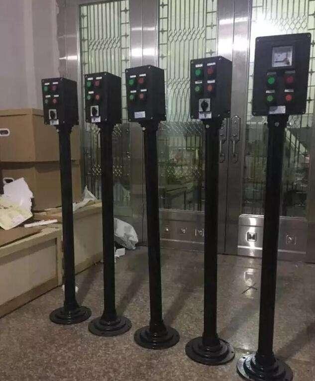 三防操作柱零售市场 防水操作柱 防尘按钮盒 防腐操作箱