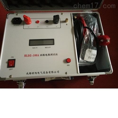 成都100A回路电阻测试仪承装修试出售