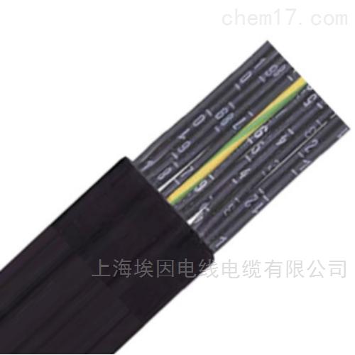 上海厂家直发柔性TRVV电梯用随行电缆