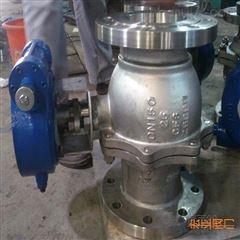 Q341H-25P-150不鏽鋼球閥
