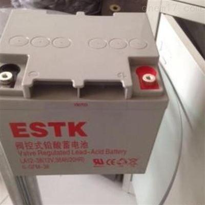 LA12-38伊顿蓄电池LA12-38 12V38AH UPS专用
