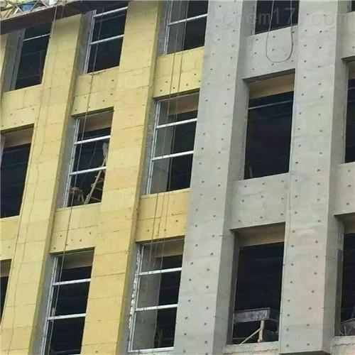 阳泉市外墙岩棉板多少钱一平米
