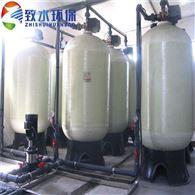 洗浴中心鍋爐軟化水設備