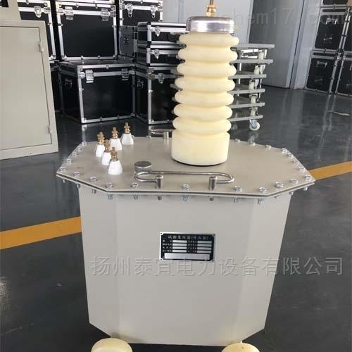充气式工频耐压试验装置五级承试设备