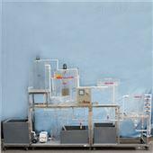DYC061流动电絮凝控制系统实验装置,工业污水