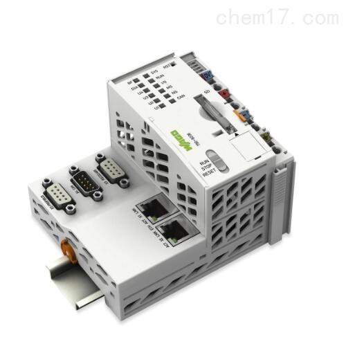 描述万可继电器,WAGO操作步骤
