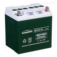 12V24AH赛能蓄电池LNT12-24免维护