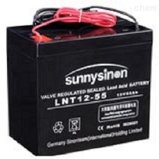 赛能蓄电池LNT12-55全新