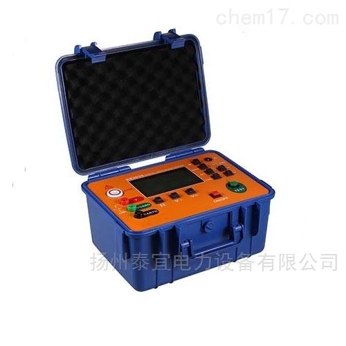 扬州泰宜绝缘电阻测量仪使用