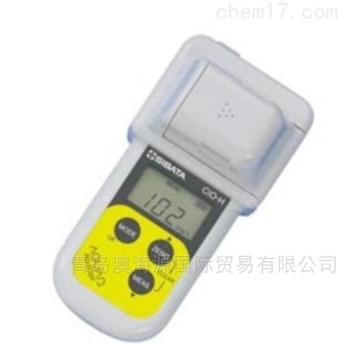 AQ-202P余氯浓度测量仪余氯计日本进口
