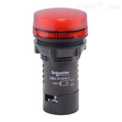 XB2BVB4LC施耐德信号指示灯XB2-BVB4LC红色