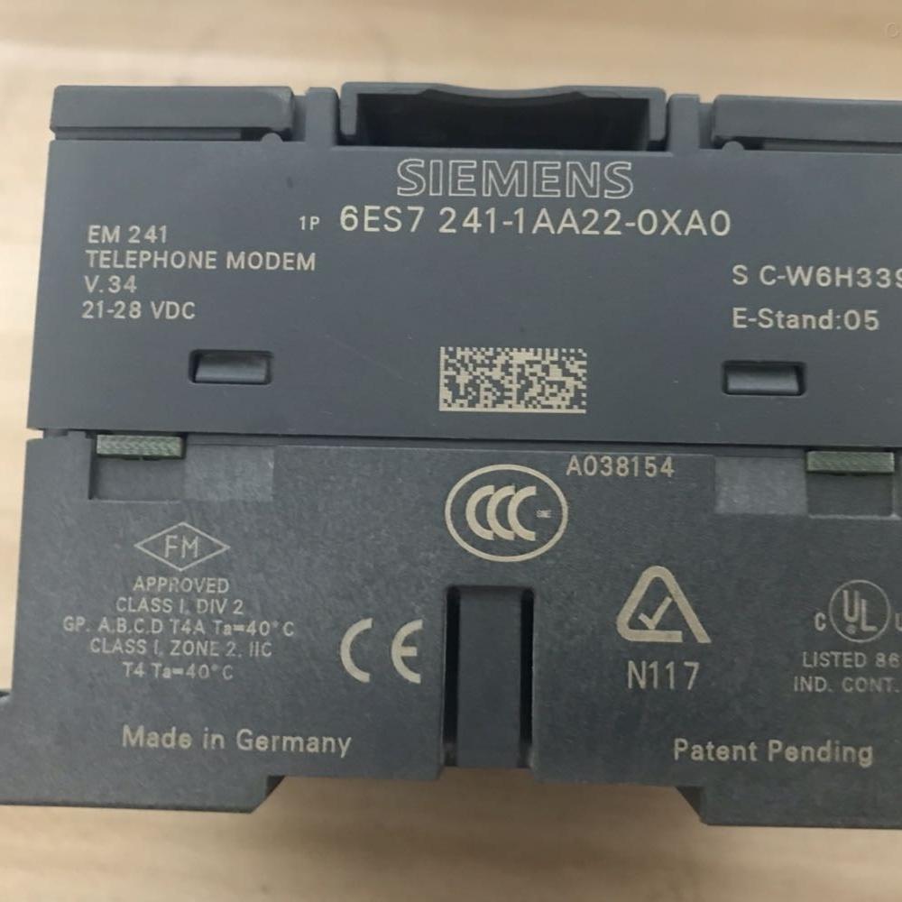 南平西门子S7-200扩展模块代理商