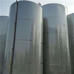 二手3吨不锈钢储罐价格合理