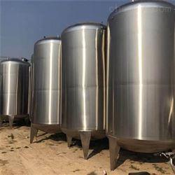 二手60立方不锈钢储罐液体耐腐蚀价格便宜