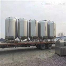 10吨不锈钢储罐大量处理