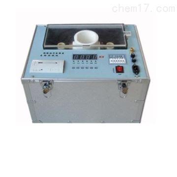 HTJY-80A全自动绝缘油介电强度测试仪
