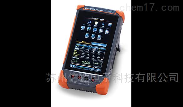 固纬手持示波器GDS-300 / GDS-200