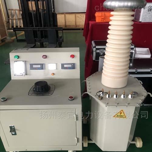 承试类五级泰宜工频耐压试验装置