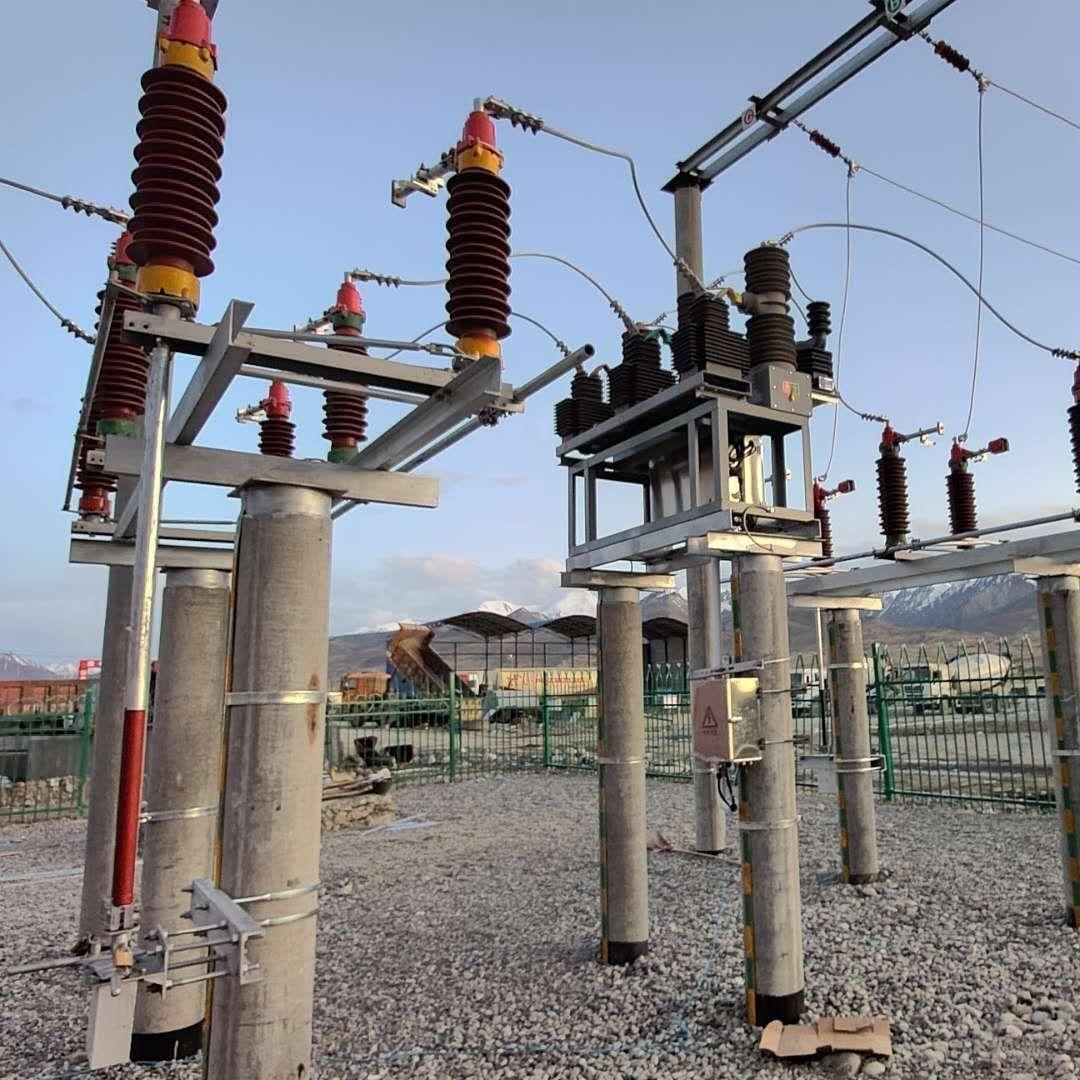 成都市35KV主变并网电站型高压真空断路器