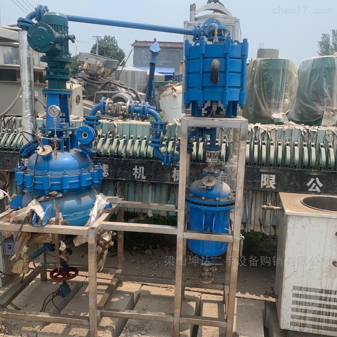 二手实验室反应釜机组