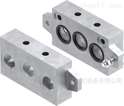 FESTO端板组件NEV-1DA/DB-ISO