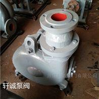 PW型无堵塞卧式排污泵