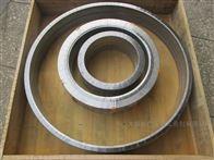 DN40精密金属缠绕垫定做耐腐蚀金属密封垫