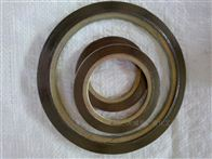 DN25精密金属缠绕垫定做耐磨损金属密封垫