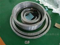 DN40精密金属缠绕垫定做耐磨损金属密封垫
