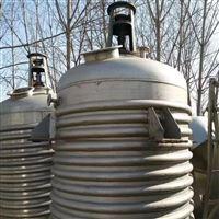 二手内外盘管不锈钢反应釜回收厂家